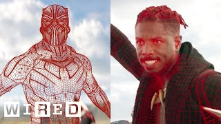 Video How Black Panther's Visual Effects Were Made | WIRED MP3, 3GP, MP4, WEBM, AVI, FLV Juni 2018