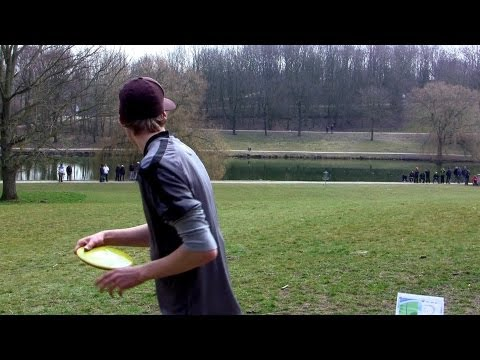 lcgm8 Disc Golf – Dutch Open 2013 Final