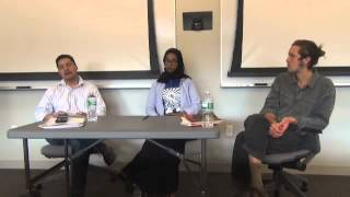 Justice For New York Farmworkers!  10/26/14 Panel Discussion