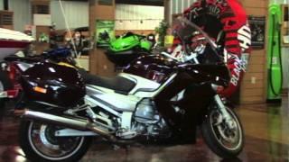 10. 2007 Yamaha FJR