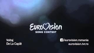 Rumänien-ESC 2015-Voltaj - De La Capăt (Finala Eurovision România 2015)