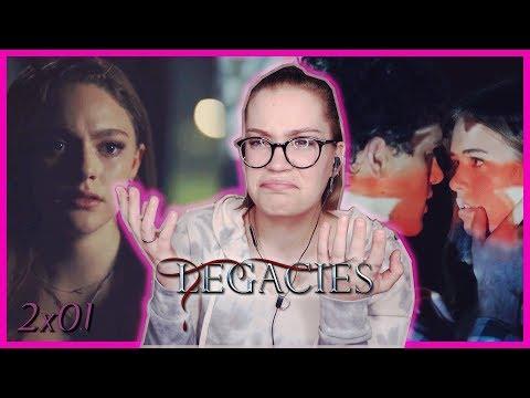 """Legacies Season 2 Episode 1 """"I'll Never Give Up Hope"""" REACTION! (Season Premiere)"""