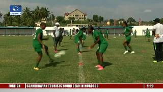 Cyprus Women's Cup: Super Falcons To Face Austria, & Slovakia  Sports Tonight 