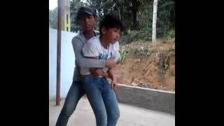 Trẻ trâu đánh nhau như thế đấy..hay miễn cưỡng, trẻ trâu đánh nhau, haivl