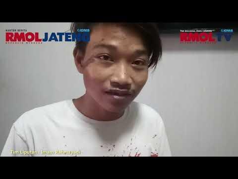 PERMINTAAN MAAF Pelaku Penabrak Seniman Hingga Tewas di Semarang