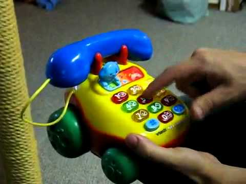 Vtech toyphone calls users motherf**ker