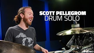 """New drum solo coming every Sunday!Watch Scott's lesson on """"Out of the Box Drumming"""" here:►http://www.drumeo.com/blog/scott-pellegrom-drum-lessons/Try Drumeo Today:►http://www.Drumeo.com/trial/Follow us! ►Facebook: http://www.facebook.com/drumeo/►Instagram: http://www.instagram.com/drumeoofficial/"""
