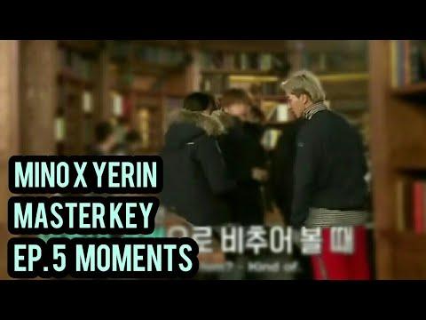 MINO x YERIN MASTER KEY EP. 5 MOMENTS