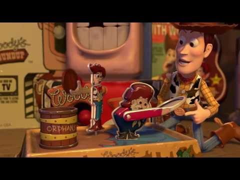Toy Story 2 Woodys Roundup Merchandise