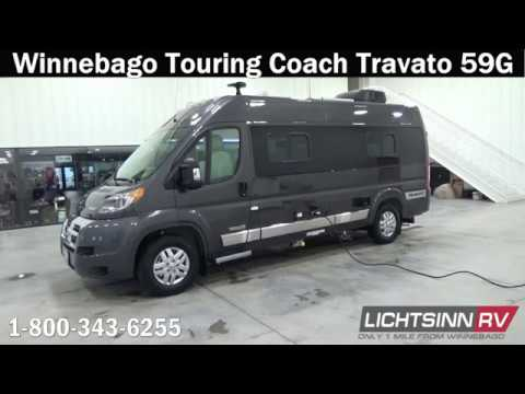 LichtsinnRV.com - New 2019 Winnebago Travato 59G