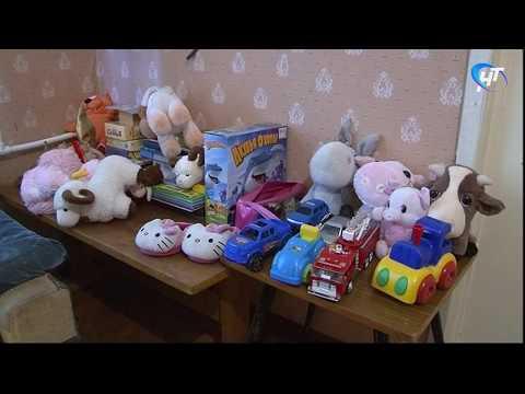 Татьяна Гладких, потерявшая жилье в результате пожара в Панковке, с семьей живет во временной квартире