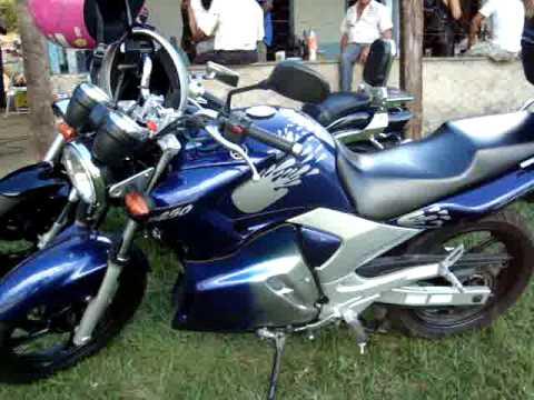 mostrando as motos  em Lamim