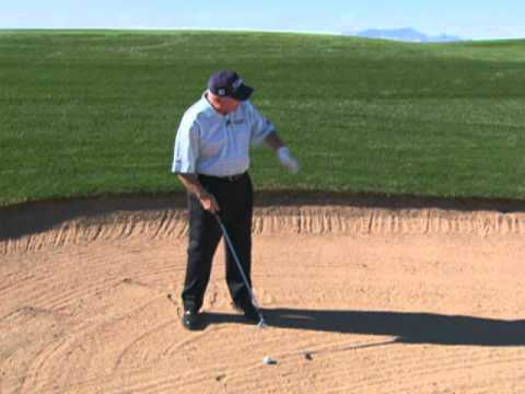 Butch Harmon Bunker Play – Golf Digest South Carolina Golf Tip