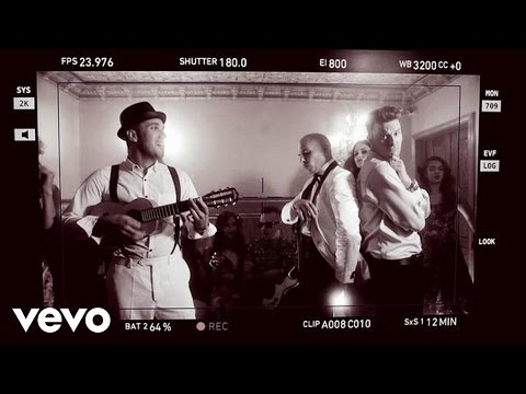 Pitbull - Behind the Scenes: Fireball ft. John Ryan