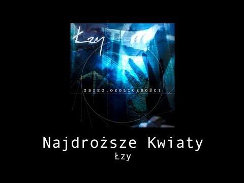 Tekst piosenki Łzy - Najdroższe kwiaty po polsku