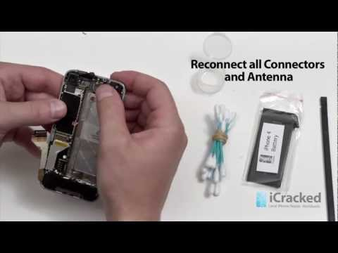 iPhone 4 / iPhone 4S Water Damage Repair – iCracked.com