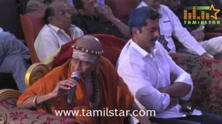 Actor SS Rajendran Condolence Meeting Part 1
