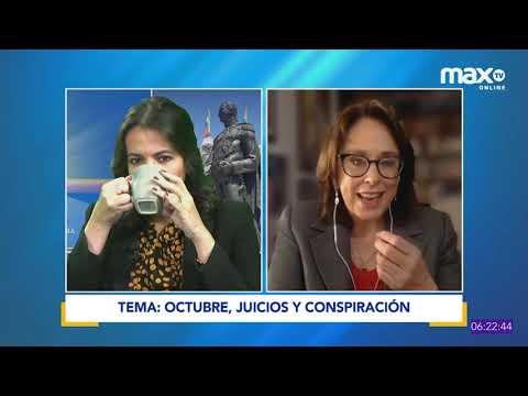 La Entrevista   AL DIA   Ministra Maria Paula Romo   16 10 2020