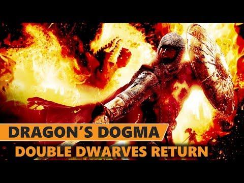 Dragon's Dogma Dark Arisen PS4 Pro | The Return of the Double Dwarves