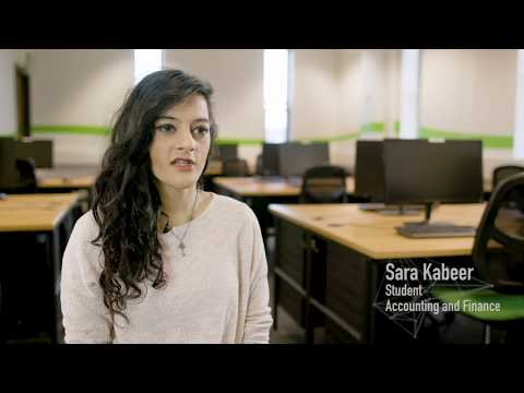 Accounting and Finance at Staffordshire University: Connect to your future
