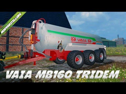 Vaia MB160 Tridem v1.0