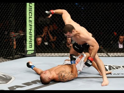 Greatest One Punch Knockouts In UFC History