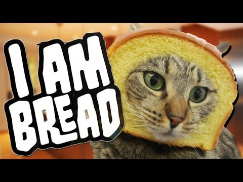 GET BREADY TO TOAST | I Am Bread #2