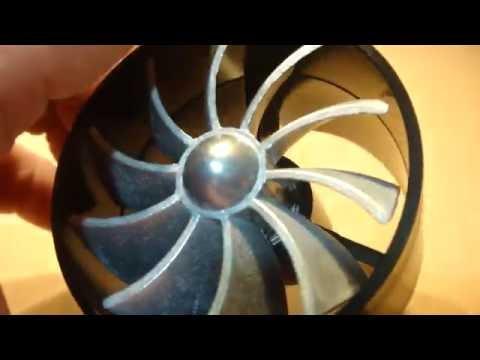 Ventola sostitutiva del vortex ... dovrebbe rendere meglio