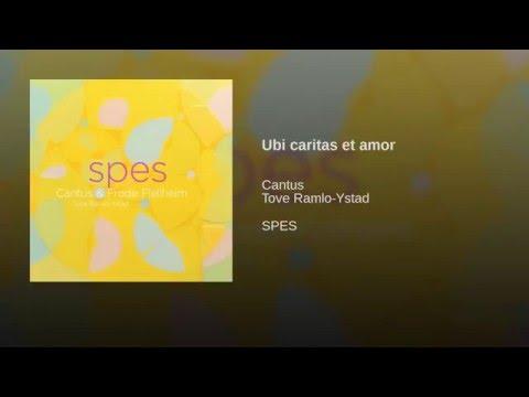 Ubi Caritas Et Amor Sheet Music by Eriks Esenvalds (SKU: MB0901 ...