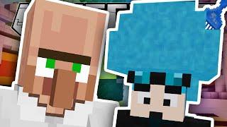 Minecraft | TURNING DANTDM'S HAIR BLUE!! | Custom Mod Adventure