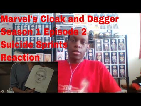 Marvel's Cloak and Dagger Season 1 Episode 2 Suicide Sprints Reaction