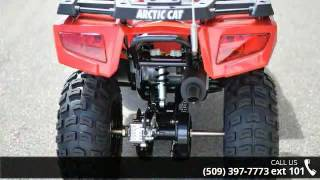 10. 2017 Arctic Cat Alterra 90  - Empire Cycle & Powersports ...