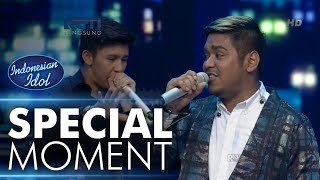 Video Ternyata Abdul bisa menyanyi freestyle loh! - Grand Final - Indonesian Idol 2018 MP3, 3GP, MP4, WEBM, AVI, FLV Desember 2018