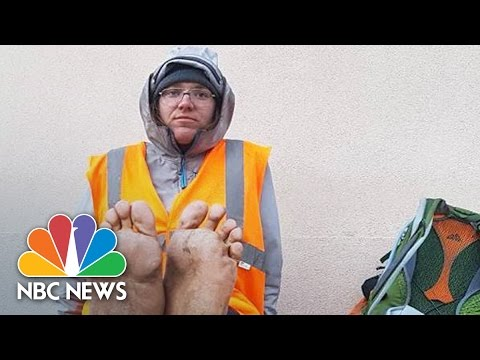 Climate Change Activist Mark Baumer Struck And Killed On Highway In Florida | NBC News