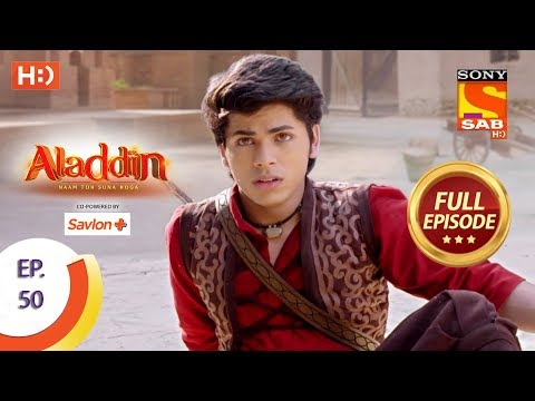 Aladdin - Ep 50 - Full Episode - 26th October, 2018