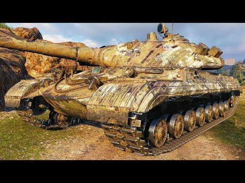 Object 277 - BROKEN RIGHT CLICK - World Of Tanks Gameplay