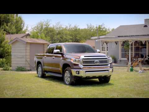 Toyota Commercial for Toyota Tundra (2013 - 2014) (Television Commercial)