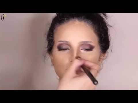 Fatima Al Doseri Tutorial | توتوريال فاطمة الدوسري (видео)