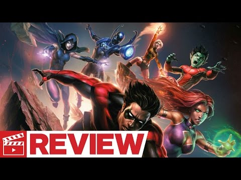 Teen Titans: The Judas Contract (2017) - Review