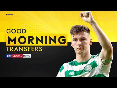 Will Arsenal Complete Kieran Tierney Signing? | Good Morning Transfers