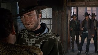 Video For a Few Dollars More - Clint Eastwood's Entrance (1965 HD) MP3, 3GP, MP4, WEBM, AVI, FLV Oktober 2018