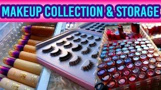Video My Makeup Collection, Storage & Organization   Glam&Gore MP3, 3GP, MP4, WEBM, AVI, FLV November 2018