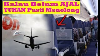 Video Penumpang Kursi 171 Pesawat Lion Air JT 610 yang Selamat, Kisahnya Bikin Merinding MP3, 3GP, MP4, WEBM, AVI, FLV Januari 2019