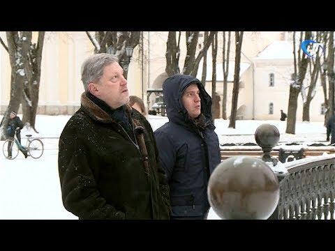 Великий Новгород посетил кандидат в президенты РФ Григорий Явлинский