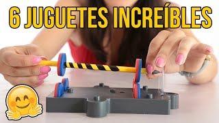 Video 6 Juguetes Increíbles Y Muy Divertidos Para Niños MP3, 3GP, MP4, WEBM, AVI, FLV Agustus 2018