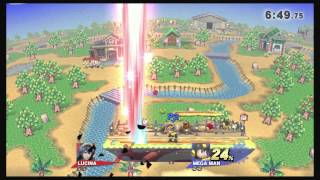 Lucina's shield breaker got nerfed, I guess this wasn't terrible enough for Sakurai to be satisfied.