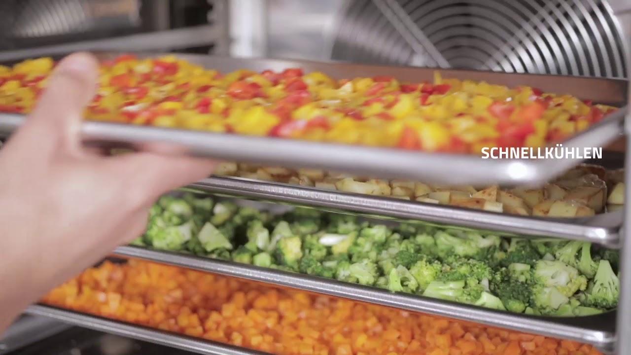 Was wird heute mit Multifresh zubereitet? Gekochtes Gemüse