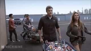 Nonton (2013) Sharknado - Trailer Oficial HD Film Subtitle Indonesia Streaming Movie Download