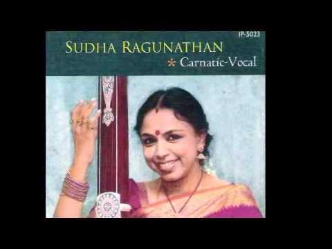 Carnatic Classical  Vocal - Sudha Ragunathan-Inthamodi(varnam).wmv