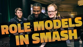 Role Models in Smash (and the importance of veteran players mentoring younger players)